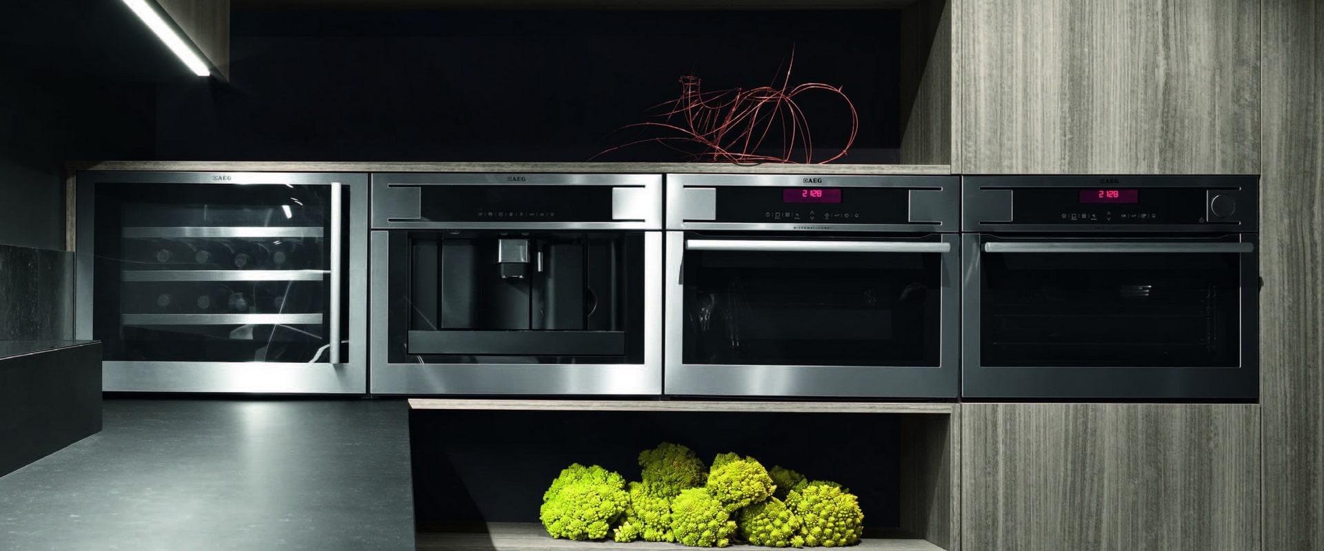 Cucine Binova - Cucine Moderne di Design - Showroom Binova Milano in via Durini 17 - 03