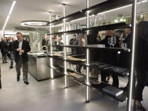 slide inaugurazione showroom binova milano via durini 02 - Inaugurazione -