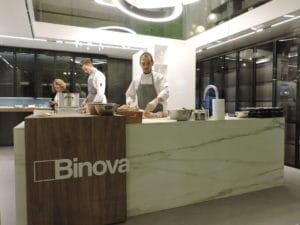 slide inaugurazione showroom binova milano via durini 24 - Inaugurazione -